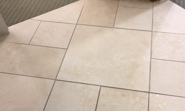 Before Tile